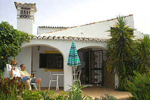 Portugese holiday cottage