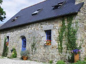 Breton holiday cottage