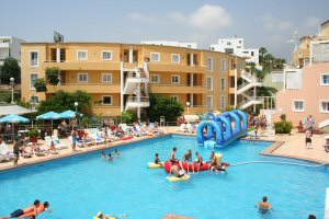 The Water Park Is Only 10 Minutes Walk And Beach Puerto Colon Marina 5 There Are Excellent Restaurants Nightlife